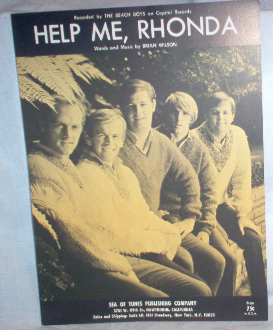 Help Me Rhonda - Beach Boys